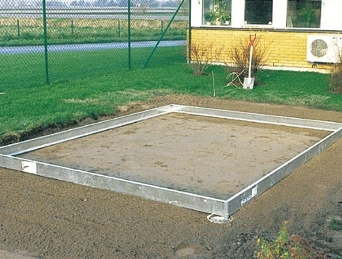Fundament Juliana Classic 440 wymiar: 241 x 184