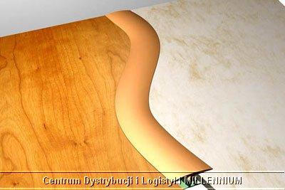 montaż listwy podłogowej STEP FLEX etap 3