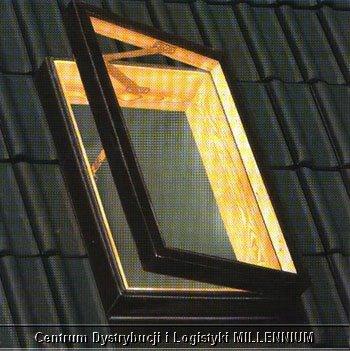 wyłazy - świetliki dachowe